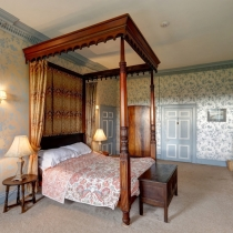 The Four Poster Room