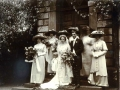 Agnes Wedding 1911 1st June