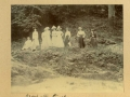 Lydford Picnic 1900 After Lunch