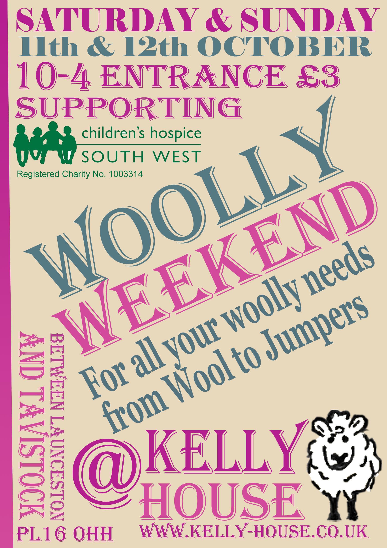 Woolly weekend