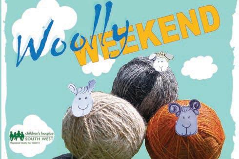 Woolly Weekend 2015